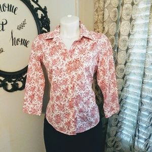Womens J.Crew Top Size Small